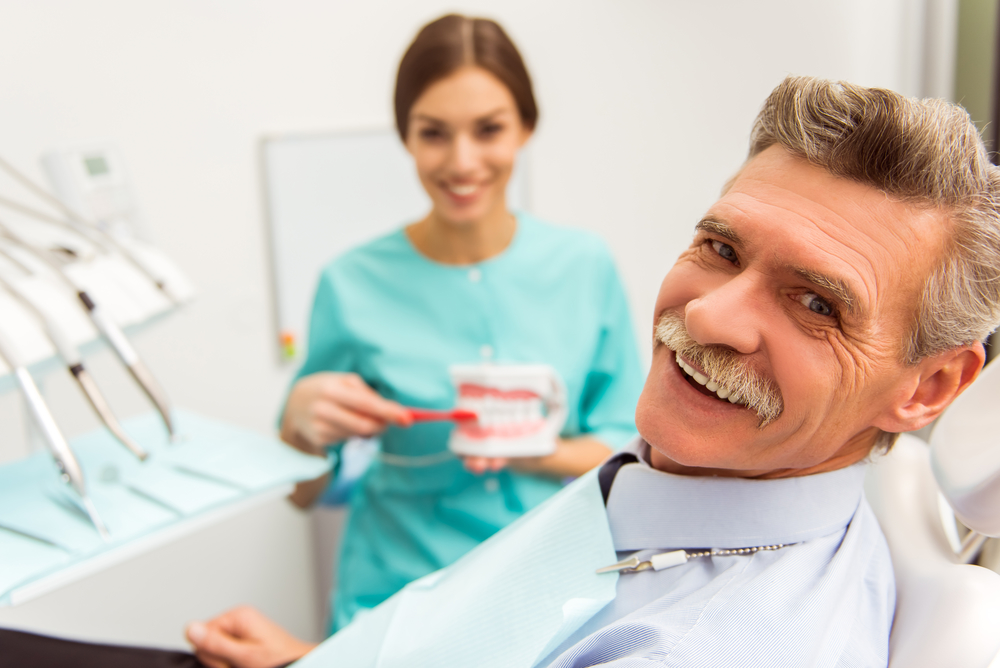 what are the benefits of getting dentures in Stuart fl