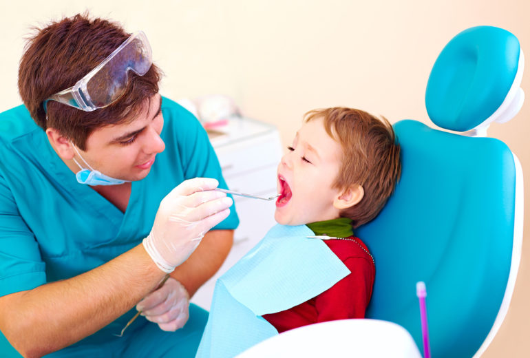 when should my child start seeing a pediatric dentist in stuart fl